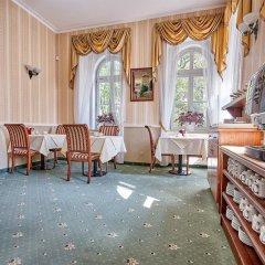 Отель Ontario Чехия, Карловы Вары - отзывы, цены и фото номеров - забронировать отель Ontario онлайн питание фото 3