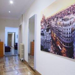 Отель Hostal Arriaza Мадрид интерьер отеля