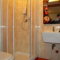 Апартаменты Giardini Apartments Джардини Наксос ванная