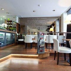 Отель Best Western Aramis Saint-Germain гостиничный бар