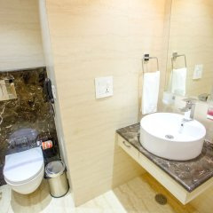 Hotel Tara Palace Daryaganj ванная