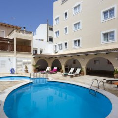 Отель Menorca Patricia бассейн фото 2