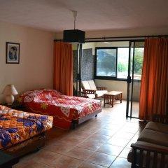 Отель Chez Vous à Papeete Французская Полинезия, Папеэте - отзывы, цены и фото номеров - забронировать отель Chez Vous à Papeete онлайн комната для гостей фото 2