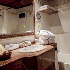 Отель Rigat Park & Spa Hotel Испания, Льорет-де-Мар - отзывы, цены и фото номеров - забронировать отель Rigat Park & Spa Hotel онлайн ванная фото 2