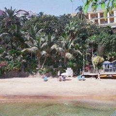 Hotel Lagon 2 пляж