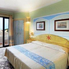 Отель Grand Hotel Smeraldo Beach Италия, Байя-Сардиния - 1 отзыв об отеле, цены и фото номеров - забронировать отель Grand Hotel Smeraldo Beach онлайн комната для гостей фото 5
