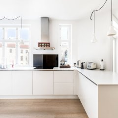 Апартаменты 3-bedroom Pure-LUX Apartment в номере фото 2