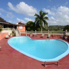 Отель Verney House Resort Ямайка, Монтего-Бей - отзывы, цены и фото номеров - забронировать отель Verney House Resort онлайн бассейн фото 3