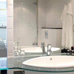 Отель Copenhagen Island ванная
