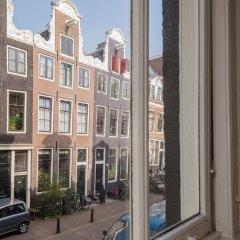 Апартаменты Canal Belt apartments - Rijksmuseum area балкон
