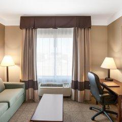 Отель Comfort Suites Plainview комната для гостей фото 5