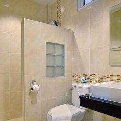 Отель The Rich Resort ванная фото 2
