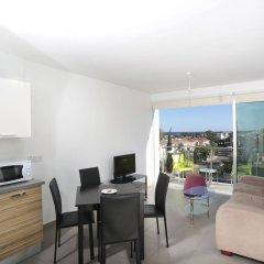 Апартаменты Coralli Spa Протарас комната для гостей фото 2