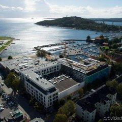 Отель Scandic Kristiansand Bystranda Норвегия, Кристиансанд - отзывы, цены и фото номеров - забронировать отель Scandic Kristiansand Bystranda онлайн пляж