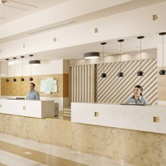 Отель Holiday Inn Athens Attica Av. Airport West спа