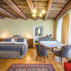 Hotel Red Lion Прага комната для гостей фото 4
