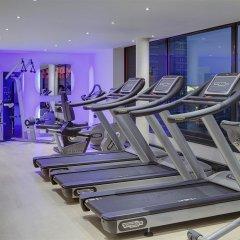 Steigenberger Airport Hotel фитнесс-зал фото 2