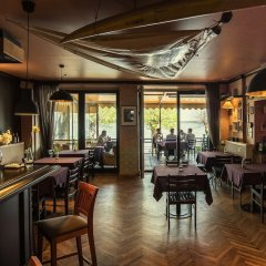 Hotel Mezaparks гостиничный бар