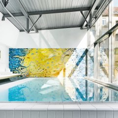 Augarten Art Hotel бассейн фото 2