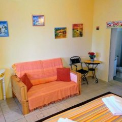 Отель Il Trullo Италия, Дизо - отзывы, цены и фото номеров - забронировать отель Il Trullo онлайн комната для гостей фото 3