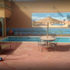 Отель Zagour Марокко, Загора - отзывы, цены и фото номеров - забронировать отель Zagour онлайн бассейн фото 2