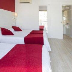 Отель Hostal Marino Испания, Сан-Антони-де-Портмань - 1 отзыв об отеле, цены и фото номеров - забронировать отель Hostal Marino онлайн комната для гостей фото 3