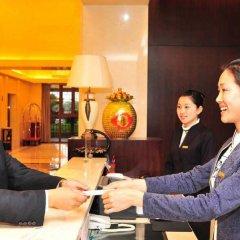 Отель Xiamen Aqua Resort гостиничный бар