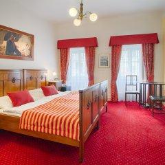 Hotel Waldstein комната для гостей фото 3