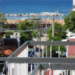 Hotel Ottavia Римини пляж фото 2