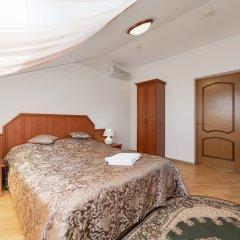 Гостиница Мон Плезир Химки комната для гостей фото 18