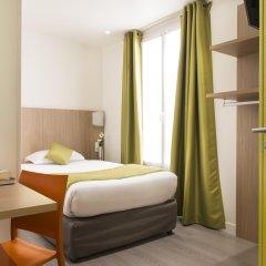 Отель Bel Oranger Gare De Lyon сейф в номере