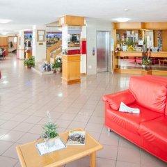Отель Bagli - Cristina Италия, Римини - отзывы, цены и фото номеров - забронировать отель Bagli - Cristina онлайн интерьер отеля