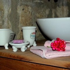 Отель Tashan Alacati Чешме ванная