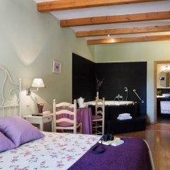 Отель Casa Rural Miel y Romero комната для гостей