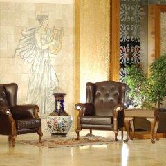 Отель Lyra Resort - All Inclusive Сиде интерьер отеля