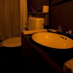 Отель Big Game Camp Yala Шри-Ланка, Катарагама - отзывы, цены и фото номеров - забронировать отель Big Game Camp Yala онлайн ванная фото 2