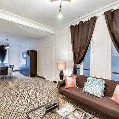 Апартаменты Sweet inn Apartments Les Halles-Etienne Marcel комната для гостей фото 3