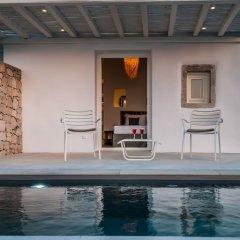 Milos Breeze Boutique Hotel бассейн фото 3