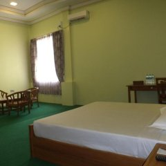 Jade Royal Hotel комната для гостей