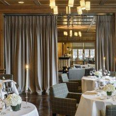 Отель Park Gstaad Швейцария, Гштад - отзывы, цены и фото номеров - забронировать отель Park Gstaad онлайн питание фото 2