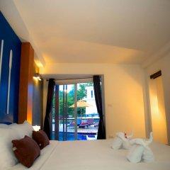Отель Pool Access By Punnpreeda Beach Resort сейф в номере