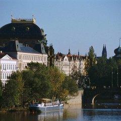 Отель Century Old Town Prague MGallery Collection Чехия, Прага - 5 отзывов об отеле, цены и фото номеров - забронировать отель Century Old Town Prague MGallery Collection онлайн приотельная территория