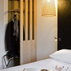 Отель Ibis Styles Paris Buttes Chaumont Париж ванная фото 3