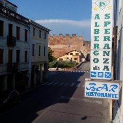 Отель Speranza Италия, Кастельфранко - отзывы, цены и фото номеров - забронировать отель Speranza онлайн балкон