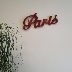 Hotel Paris интерьер отеля