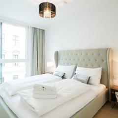 Апартаменты Vienna Residence Spacious Apartment for up to 4 Guests Directly at the U4 Вена комната для гостей фото 2