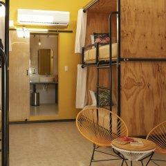 Отель Mayan Monkey Los Cabos - Hostel - Adults Only Мексика, Золотая зона Марина - отзывы, цены и фото номеров - забронировать отель Mayan Monkey Los Cabos - Hostel - Adults Only онлайн удобства в номере