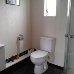 Отель Kauri Lodge Farmstay ванная фото 2