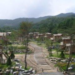 Отель Mayfair Pension Южная Корея, Пхёнчан - отзывы, цены и фото номеров - забронировать отель Mayfair Pension онлайн фото 9