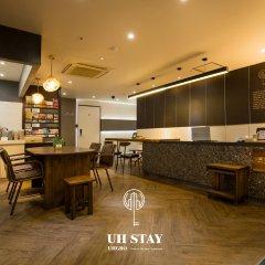 Отель CASA Myeongdong Guesthouse Южная Корея, Сеул - отзывы, цены и фото номеров - забронировать отель CASA Myeongdong Guesthouse онлайн гостиничный бар